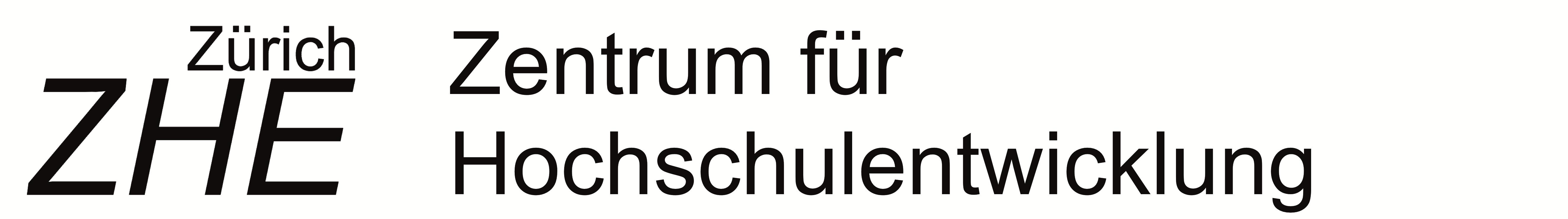 Logo ZHE Zürich – Zentrum für Hochschulentwicklung